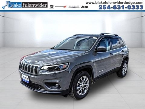 2020 JEEP Cherokee Latitude Plus