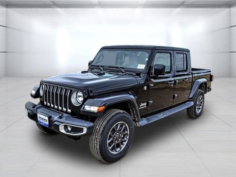 New 2020 JEEP Gladiator Overland 4x4 Crew Cab