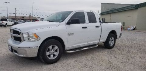 Pre-Owned 2018 Ram 1500 Tradesman RWD 4D Extended Cab