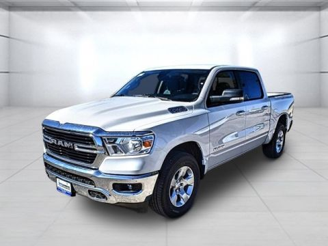 New 2020 RAM 1500 Lone Star With Navigation