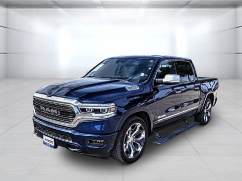 Pre-Owned 2019 Ram 1500 Limited With Navigation & 4WD
