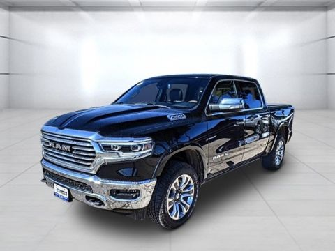 New 2020 RAM 1500 Laramie Longhorn With Navigation