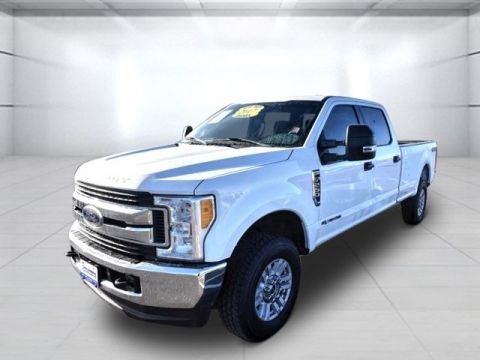 Pre-Owned 2017 Ford F-250SD XL 4WD