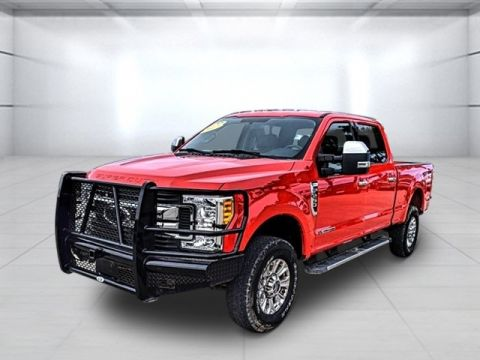 Pre-Owned 2017 Ford F-250SD XLT 4WD