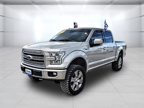 Pre Owned 2017 Ford F 150 Limited 4wd