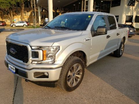 Pre-Owned 2019 Ford F-150 XL 4WD