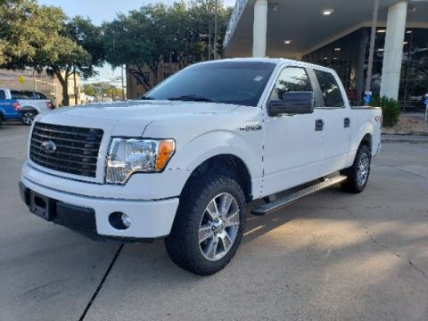 Pre-Owned 2014 Ford F-150 STX RWD 4D SuperCrew