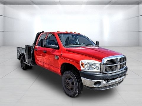 Pre-Owned 2010 Dodge Ram 3500HD SLT 4WD