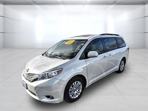 Pre-Owned 2016 Toyota Sienna L FWD 4D Passenger Van